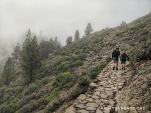 Hiking on Gran Canaria