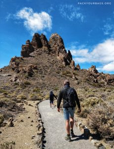 Hiking on Tenerife