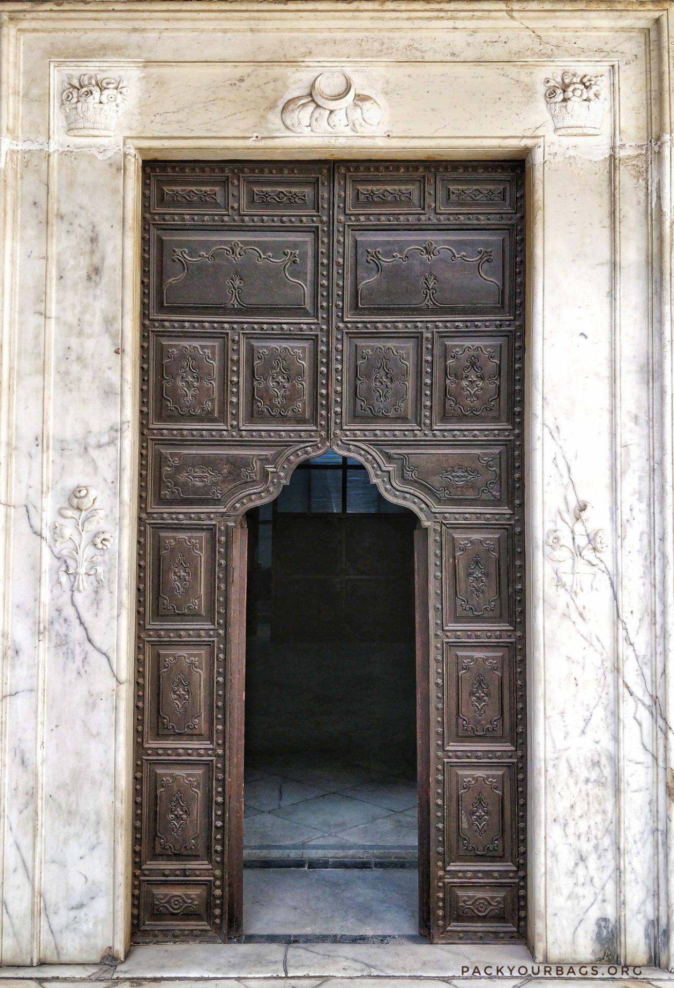 doors of Tunisia